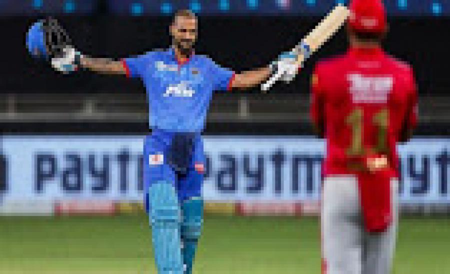 IPL में 'गब्बर' ने रचा इतिहास, ठोके ताबड़तोड़ लगातार 2 शतक,
