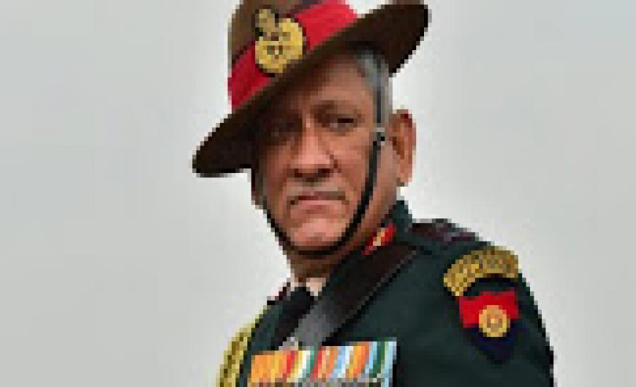 CDS रावत के बयान पर भड़का पाकिस्तान, कहा- अपने नेताओं की तरह ना करें बर्ताव