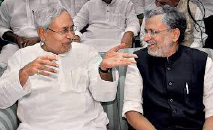 Sushil Modi के नॉमिनेशन के साथ ही बिहार में राज्य सभा चुनाव को लेकर मचा बवाल