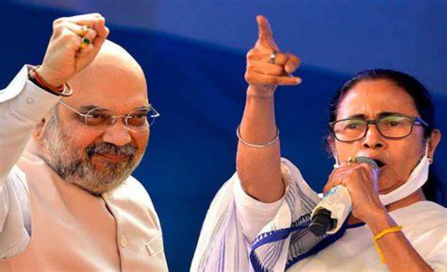 ममता ने BJP नेताओं पर लगाए नंदीग्राम के मुसलमानों को पाकिस्तानी कहने के आरोप, बोलीं- बाघ से ज्यादा खतरनाक अमित शाह